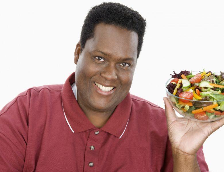 Afvallen door bewegen en gezond eten