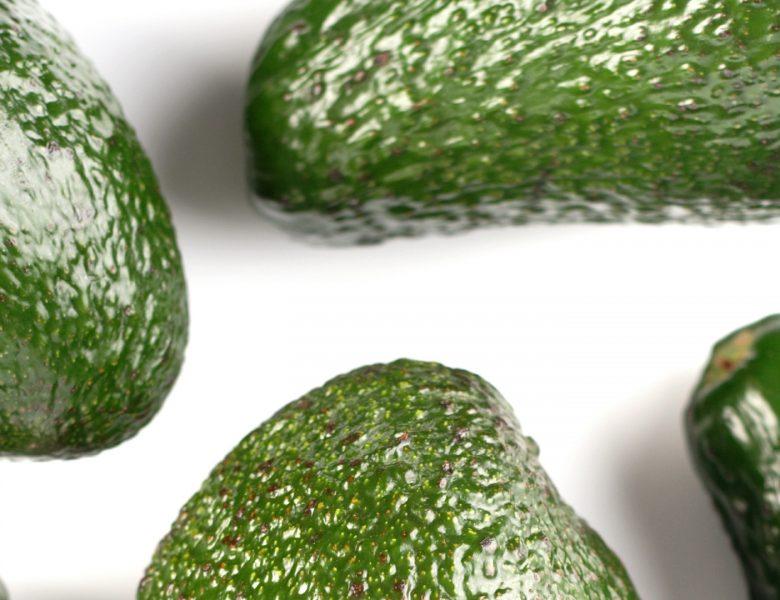 Gezonde gerechten met avocado